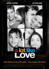 DVD Cover of A Lot Like Love