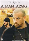 DVD Cover of A Man Apart