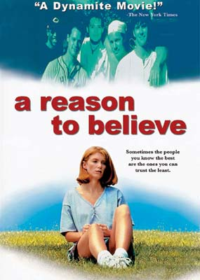 DVD Cover of A Reason To Believe