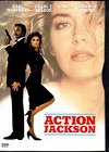 DVD Cover of Action Jackson