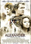 DVD Cover of Alexander