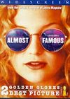 DVD Cover of Almost Famous