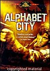 DVD Cover of Alphabet City