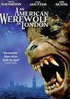 DVD Cover of An American Werewolf in London