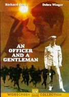 DVD Cover of An Officer and a Gentlemen