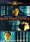 DVD Cover of Bad Influence