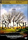 DVD Cover of Big Fish