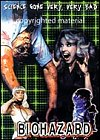DVD Cover of Biohazard
