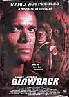 DVD Cover of Blowback