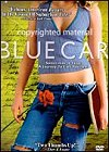 DVD Cover of Blue Car