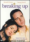 DVD Cover of Breaking Up