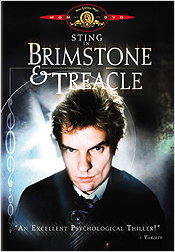 DVD Cover of Brimstone and Treacle