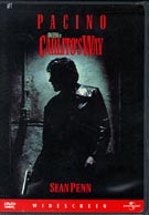 DVD Cover of Carlito's Way