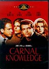 DVD Cover of Carnal Knowledge