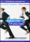 DVD Cover of Catch Me If You Can