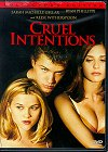 DVD Cover of Cruel Intentions