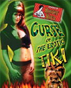 DVD Cover of Curse of the Erotic Tiki