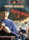 DVD Cover of Death Wish 2