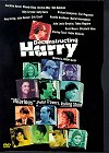 DVD Cover of Deconstructing Harry