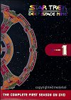 DVD Cover of Deep Space Nine