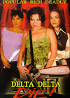 DVD Cover of Delta Delta Die