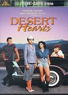 DVD Cover of Desert Hearts