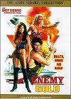 DVD Cover of Enemy Gold