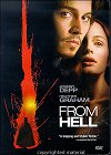 DVD Cover of From Hell