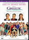 DVD Cover of Greedy