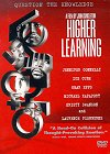 DVD Cover of Higher Learning