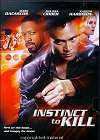 DVD Cover of Instinct to Kill