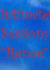 DVD Cover of Intimate Sessions: Renee