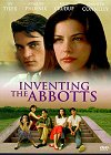 DVD Cover of Inventing the Abbotts