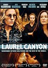 DVD Cover of Laurel Canyon