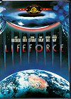 DVD Cover of Lifeforce