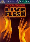 DVD Cover of Live Flesh