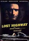 DVD Cover of Lost Highway