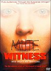 DVD Cover of Mute Witness