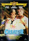 DVD Cover of My Creator