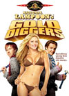 DVD Cover of National Lampoon's Gold Diggers (UR)