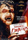 DVD Cover of Night of the Demons