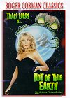 DVD Cover of Not Of This Earth