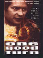 DVD Cover of One Good Turn