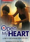 DVD Cover of Open My Heart