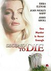 DVD Cover of Second To Die