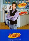 DVD Cover of Seinfeld