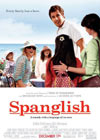 DVD Cover of Spanglish