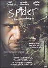 DVD Cover of Spider