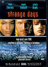 DVD Cover of Strange Days