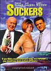 DVD Cover of Suckers